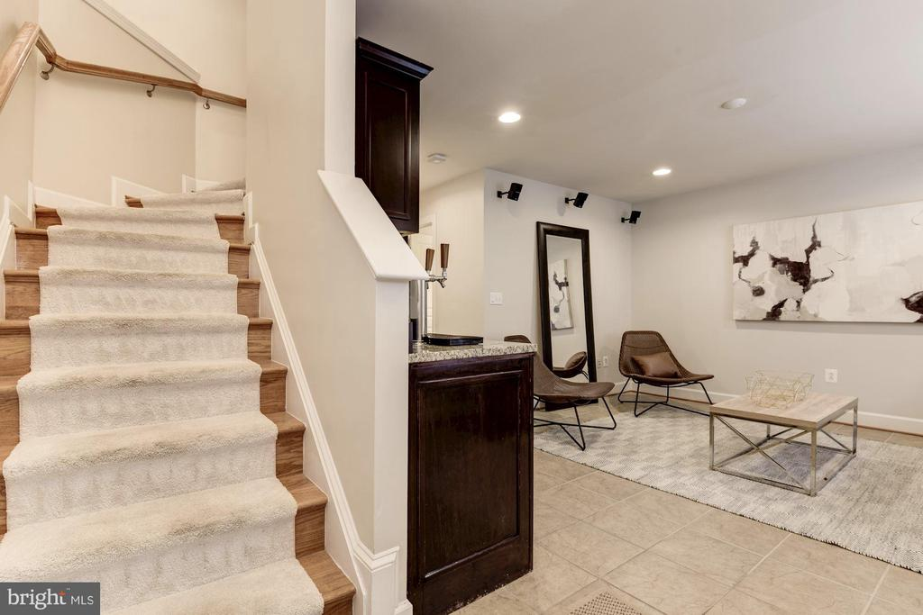 Foyer - 2541 S KENMORE CT, ARLINGTON