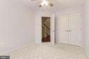 Third bedroom - 2541 S KENMORE CT, ARLINGTON