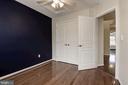 Second bedroom - 2541 S KENMORE CT, ARLINGTON
