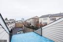 5th floor roof deck - 2541 S KENMORE CT, ARLINGTON