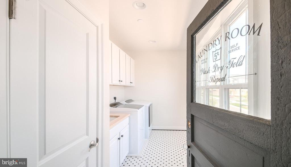 llaundry room - 314 BALDWIN STREET #314, GAITHERSBURG