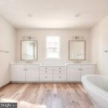 optional freestanding tub - 314 BALDWIN STREET #314, GAITHERSBURG