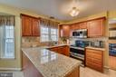 Granite Countertops & Tile Backsplash - 3 FRANK CT, STAFFORD