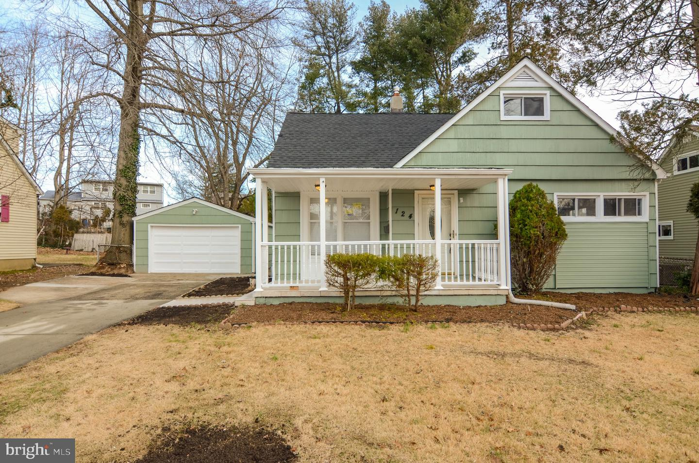 Single Family Homes for Sale at Runnemede, New Jersey 08078 United States