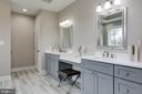 Gorgeous master bath! - 3005 FRANKLIN ST, ALEXANDRIA