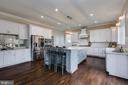 Gourmet kitchen! - 3005 FRANKLIN ST, ALEXANDRIA