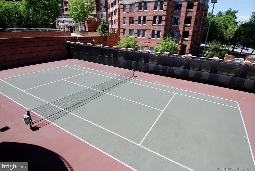 Tennis Court - 5809 NICHOLSON LN #206, NORTH BETHESDA
