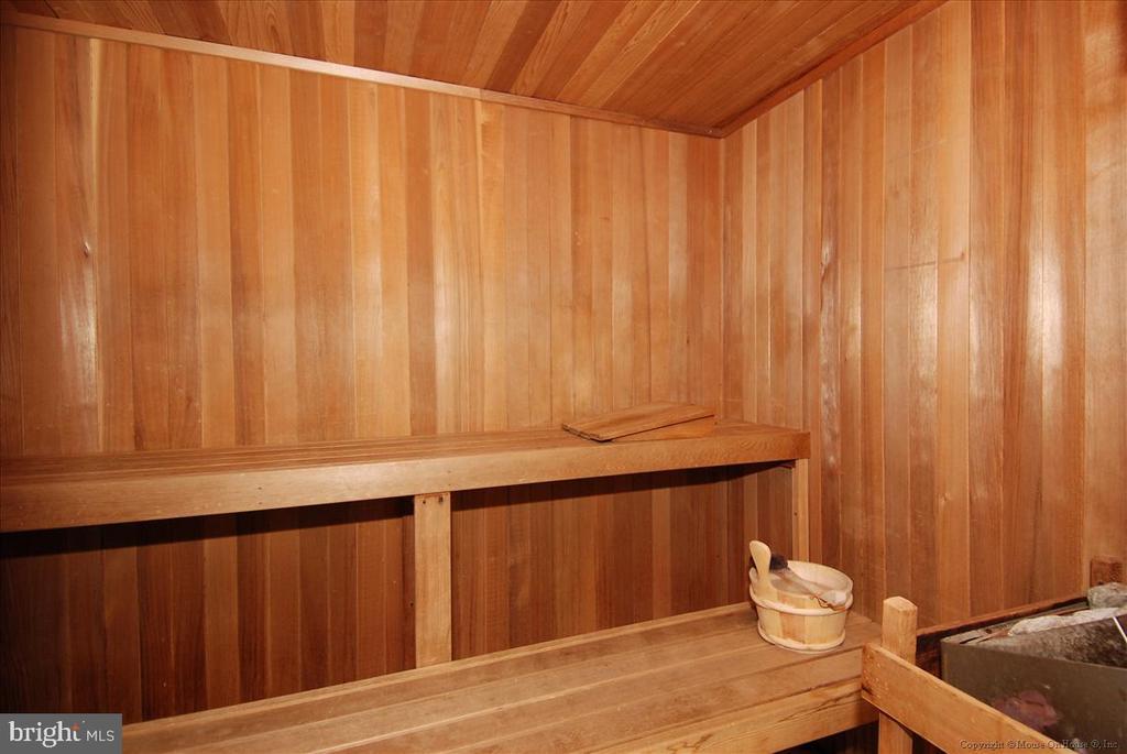 Sauna - 5809 NICHOLSON LN #206, NORTH BETHESDA