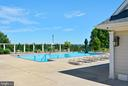 Many Belmont Country Club amenities - 43415 MADISON RENEE TER #117, ASHBURN