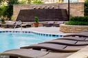 Pool - Fountain - 11990 MARKET ST #503, RESTON