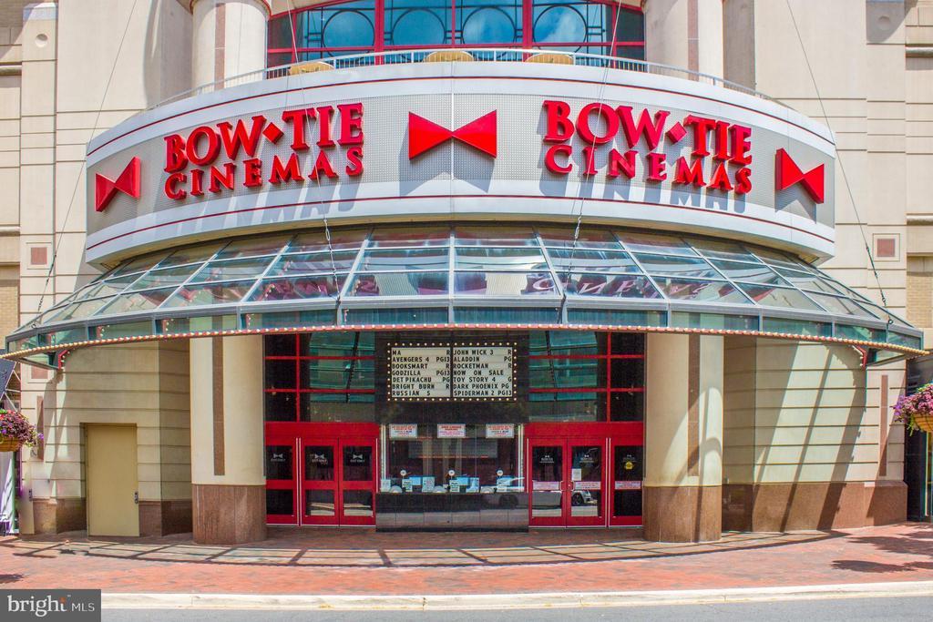 Movie Theater - 11990 MARKET ST #503, RESTON