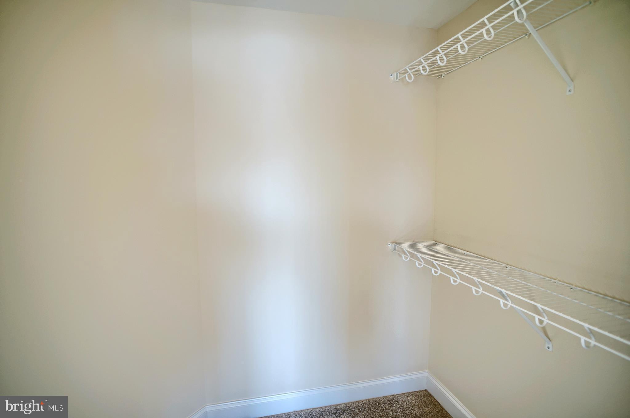 Bedroom 5 - Walk in closet
