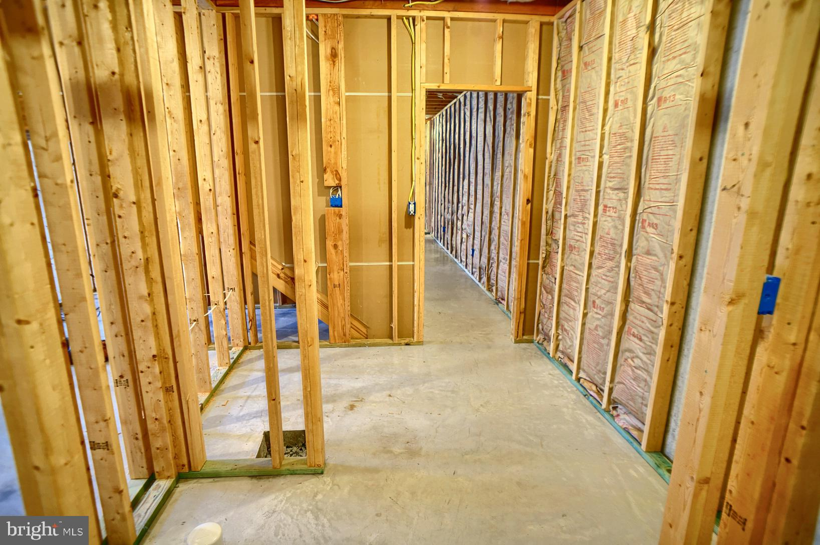 Ready to finish bathroom in lower
