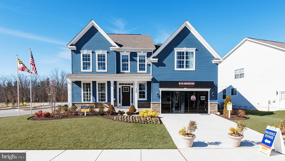 Single Family Homes per Vendita alle ore White Plains, Maryland 20695 Stati Uniti