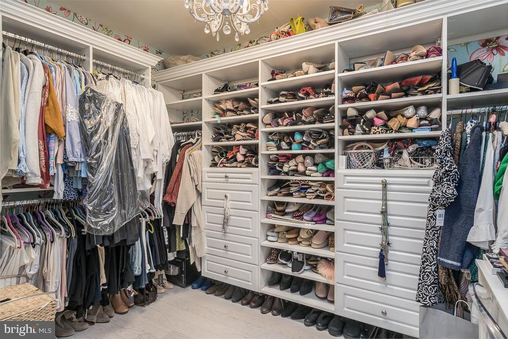 LARGE Walk-in Closet - 5750 BOU AVE #1809, ROCKVILLE