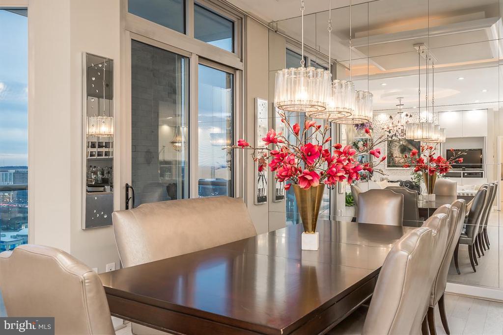 Large Dining Room - 5750 BOU AVE #1809, ROCKVILLE