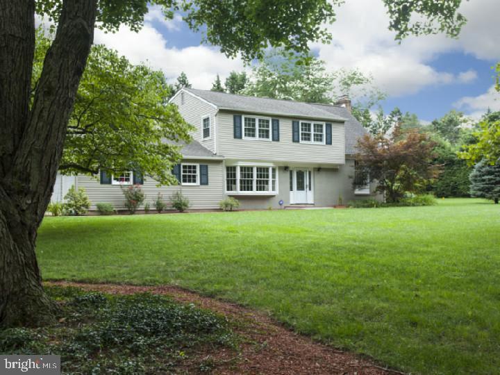 Single Family Homes 為 出售 在 Titusville, 新澤西州 08560 美國