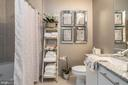 Large 2nd Full Bathroom - 5750 BOU AVE #1809, ROCKVILLE