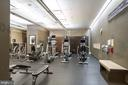 Gym in Building - 5750 BOU AVE #1809, ROCKVILLE