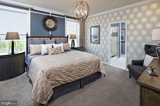 Loudoun Valley Ridges - Asbury Bedroom - 23265 MILLTOWN KNOLL SQ #118, ASHBURN