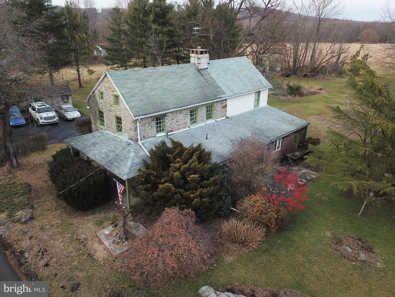 Single Family Homes για την Πώληση στο 223 RIDGE VALLEY Road Sellersville, Πενσιλβανια 18960 Ηνωμένες Πολιτείες
