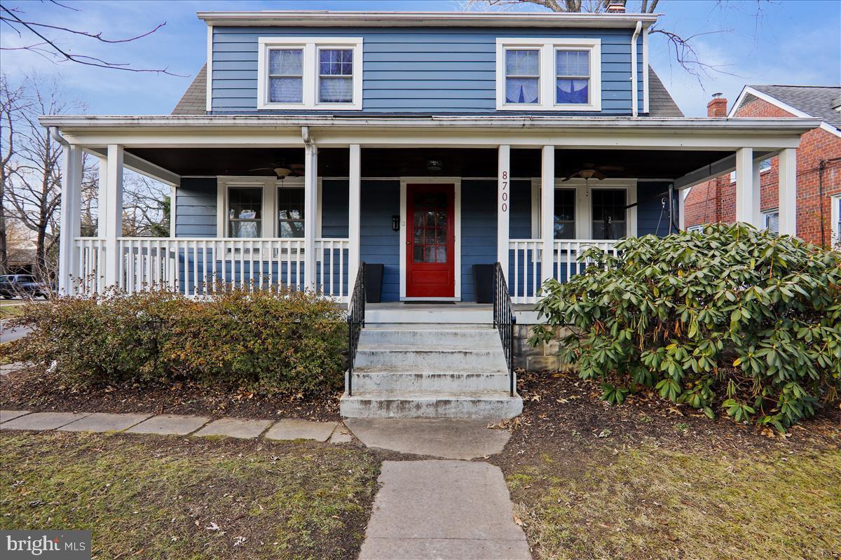 Single Family Homes pour l Vente à College Park, Maryland 20740 États-Unis
