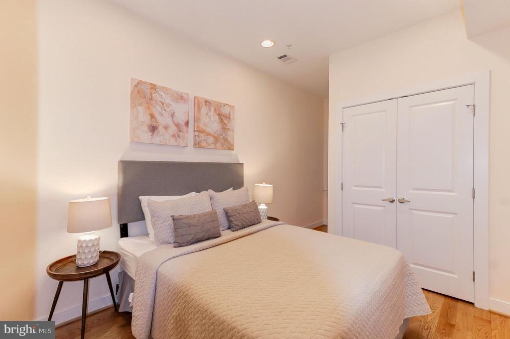Second Bedroom - 2516 17TH ST NW #3, WASHINGTON