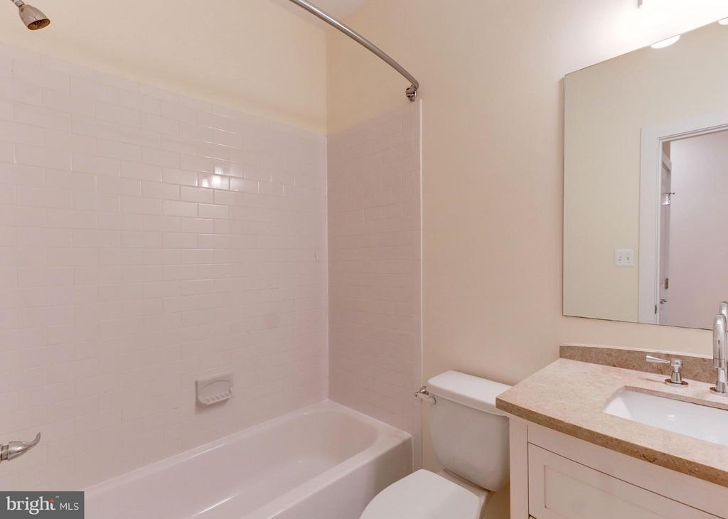 Second Bathroom - 2516 17TH ST NW #3, WASHINGTON