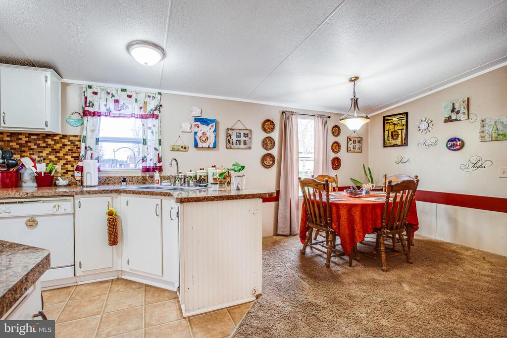 Dining Room/Kitchen - 873 JOHNSON RD, MINERAL