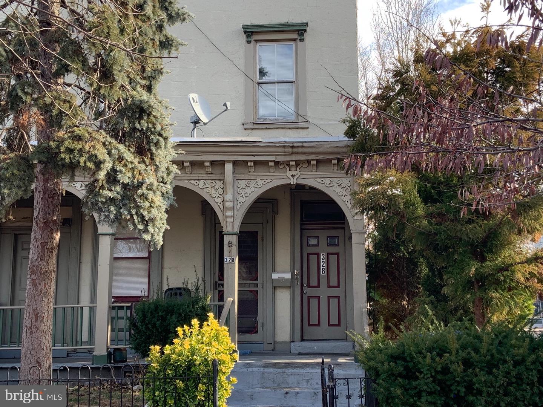 Single Family Homes för Försäljning vid Camden, New Jersey 08102 Förenta staterna