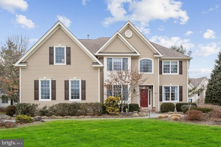 Single Family Homes per Vendita alle ore Skillman, New Jersey 08558 Stati Uniti