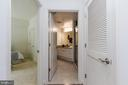 Bedroom 2 - Hall Bath - 11990 MARKET ST #503, RESTON