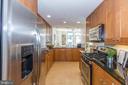 Kitchen - 11990 MARKET ST #503, RESTON