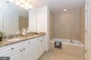 Bath - Master - 11990 MARKET ST #503, RESTON