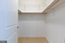 Closet - 11990 MARKET ST #503, RESTON
