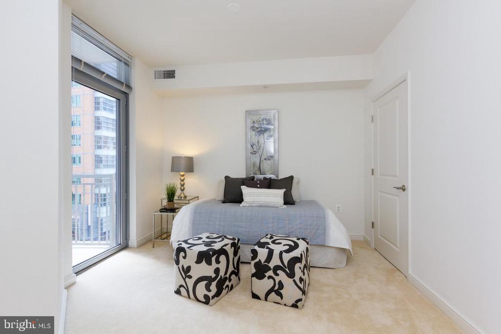Bedroom 2 - 11990 MARKET ST #503, RESTON
