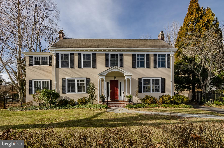 Single Family Homes للـ Sale في Princeton, New Jersey 08540 United States