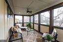 Master Screened Porch - 4503 32ND RD N, ARLINGTON