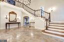 Foyer - 1049 BROOK VALLEY LN, MCLEAN