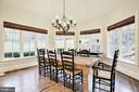 Breakfast Area/Morning Room - 1049 BROOK VALLEY LN, MCLEAN