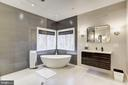 Master Bath - 1049 BROOK VALLEY LN, MCLEAN