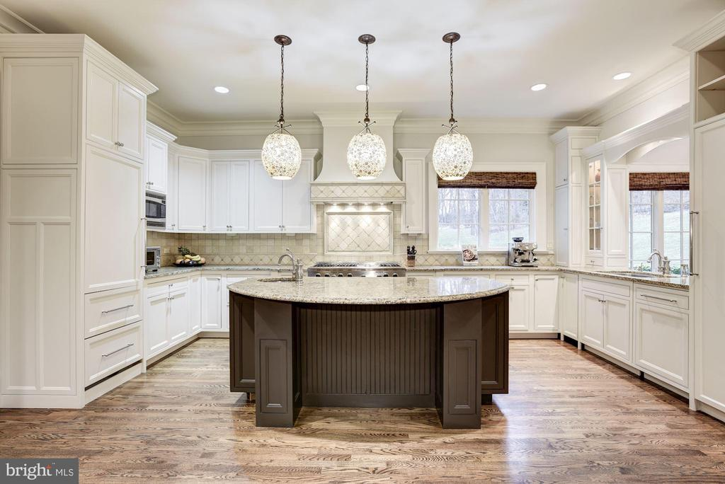 Kitchen - 1049 BROOK VALLEY LN, MCLEAN