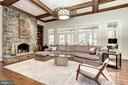 Great Room - 1049 BROOK VALLEY LN, MCLEAN