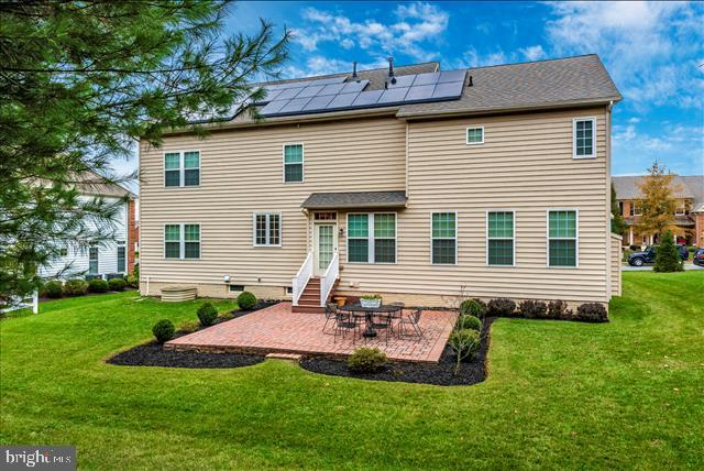 Energy efficient solar panels - 3 WAGON SHED LN, MIDDLETOWN