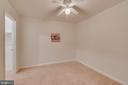 Basement Office/Flex Space with Walk-in Closet - 109 HILLSIDE CT, STAFFORD