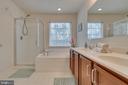 Master Bathroom - 109 HILLSIDE CT, STAFFORD
