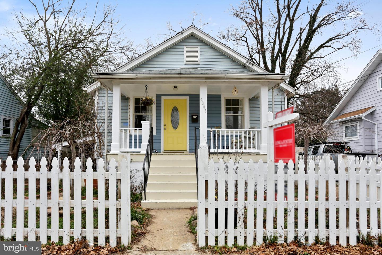 Single Family Homes 용 매매 에 Brentwood, 메릴랜드 20722 미국