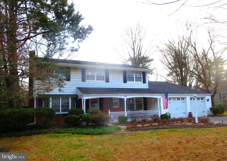 Single Family Homes для того Продажа на Morrisville, Пенсильвания 19067 Соединенные Штаты