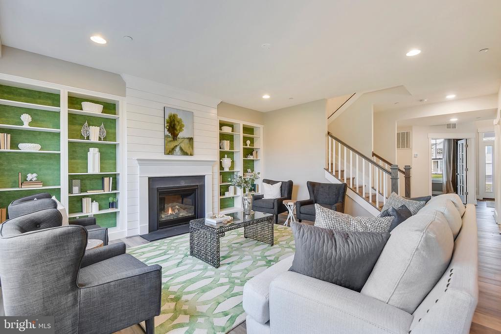 Shows upgrades and example of Builder's work - 315 BONHEUR AVE, GAMBRILLS
