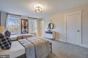 Bedroom 5  with walk in closet - 315 BONHEUR AVE, GAMBRILLS